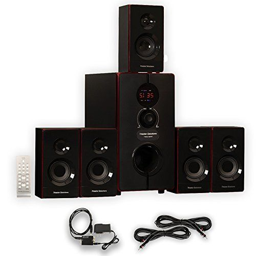 introducing theater solutions ts516bt home theater bluetooth 51 rh pinterest com