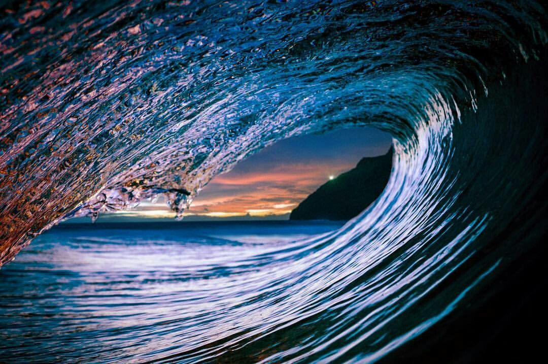Ruby Beach Twilight Surf By Gary F Richards Surfing Twilight Beach Images