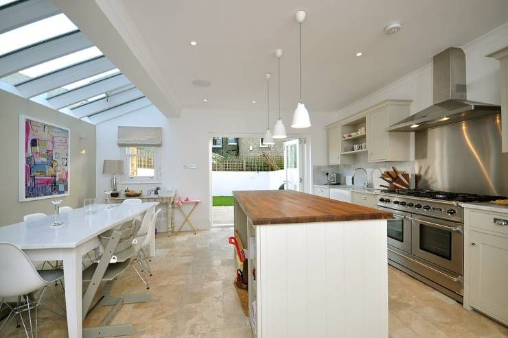 Side Return Kitchen Extension. The Perfect Small Kitchen Extension
