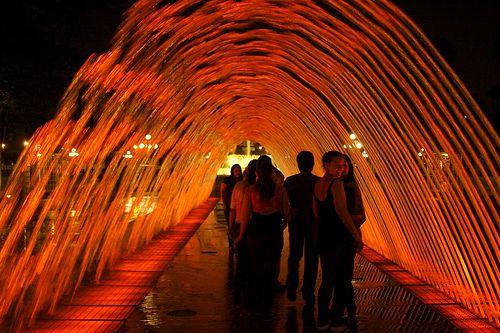 Circuito Magico del Agua- Lima, Peru