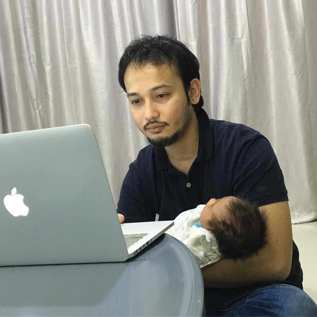 Aisy Mateen Nama Dipilih Anak Yana Samsudin 4 Gambar Baby Baca