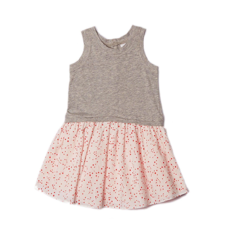 EGG Drop Waist Dress
