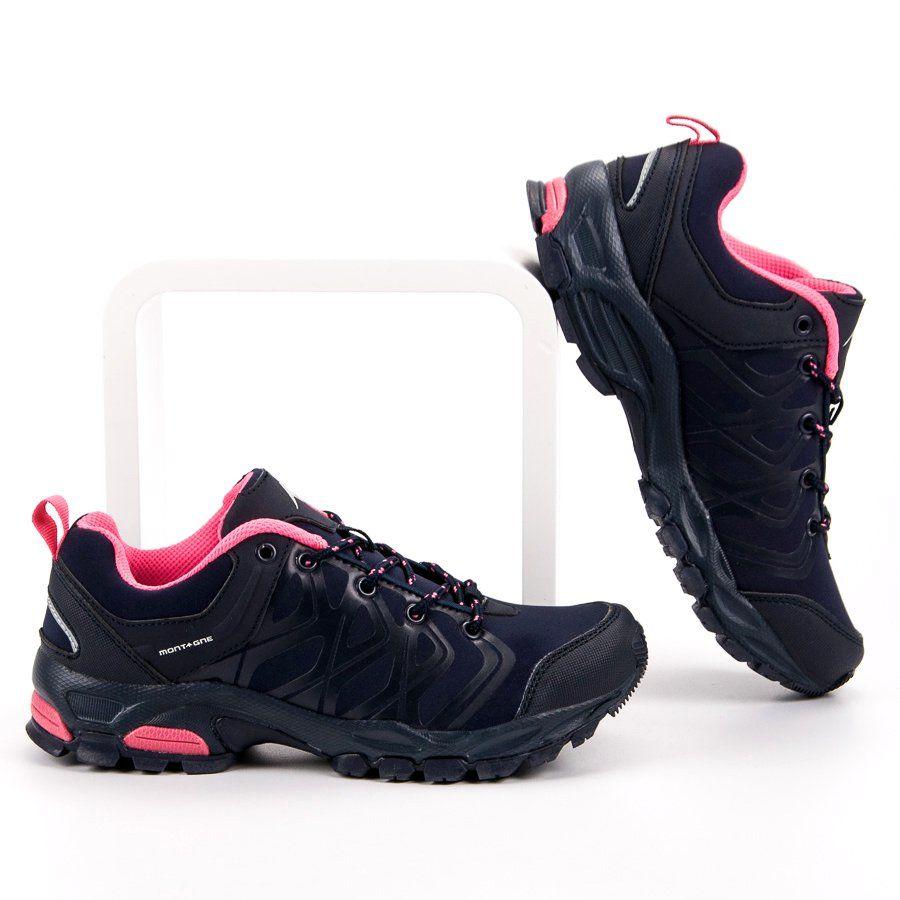 Czarne Obuwie Trekkingowe Air Max Sneakers Sneakers Nike Nike Air Max