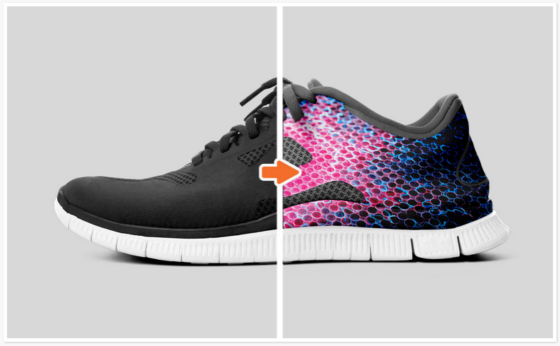 Shoe Mockup Template Pack Volume 1 Mockup Template Shoes User Experience Design