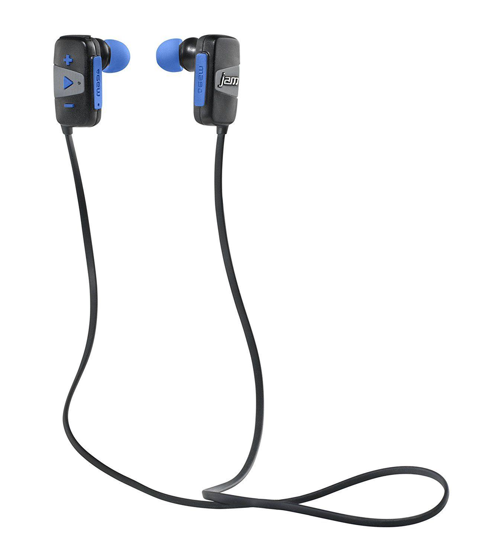 JAM Transit Mini Wireless Sport Earbuds HXHP315BL