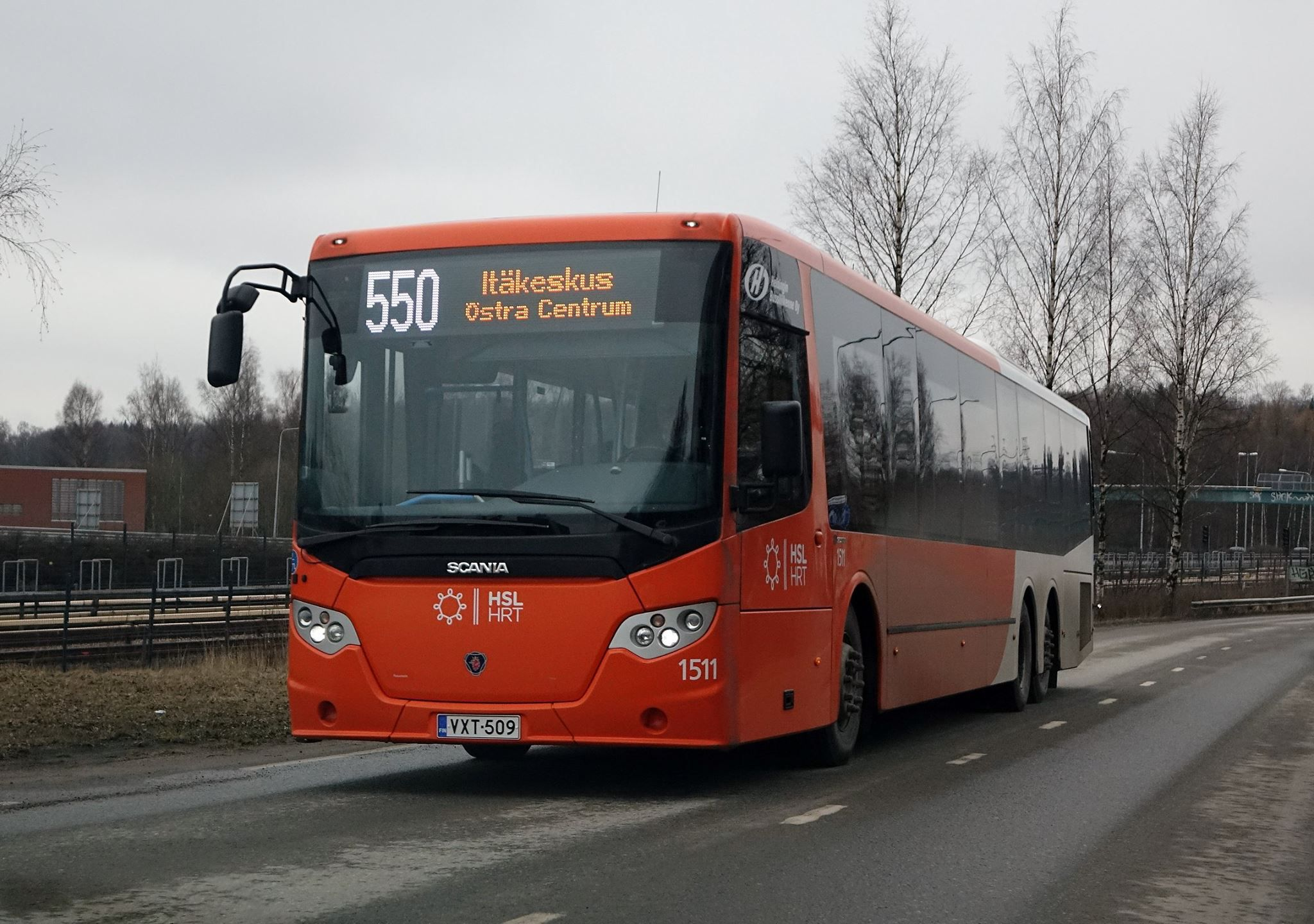 Helsinki | In Honor of my wife , a Bus Driver by Profession