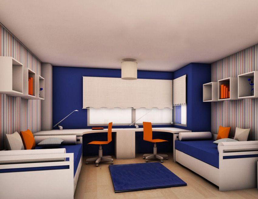 Decoración habitación de chico | dormitorios jovenes | Pinterest ...