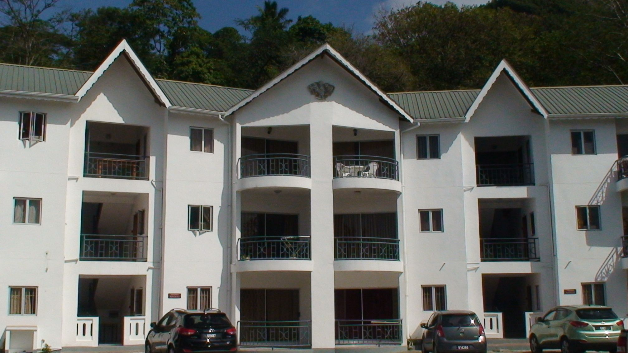 Transit Self Catering Apartments Pointe Larue Mahe Seychelles