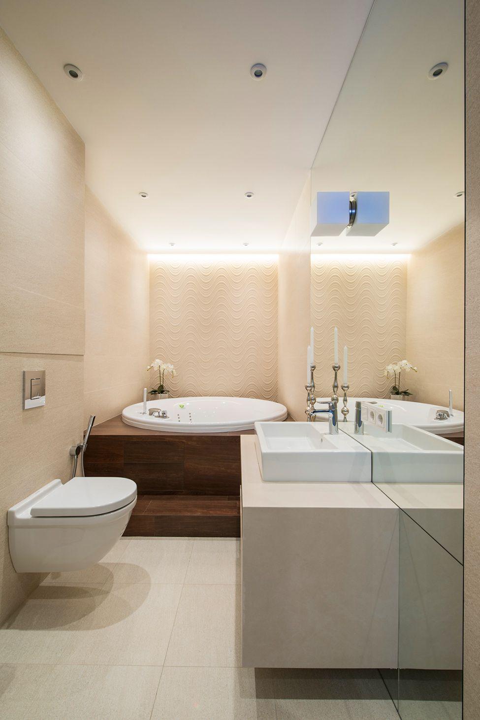 Minimalist Apartment With a Strong Design Rhythm by Alexandra ...