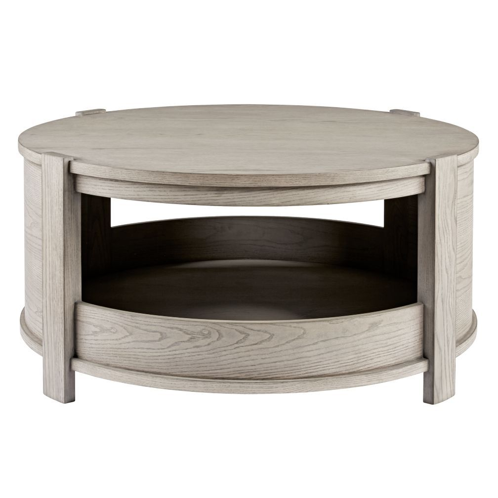 Rotunda Play Table Grey Stain Coffee Table Kids Table With Storage Play Table [ 1008 x 1008 Pixel ]