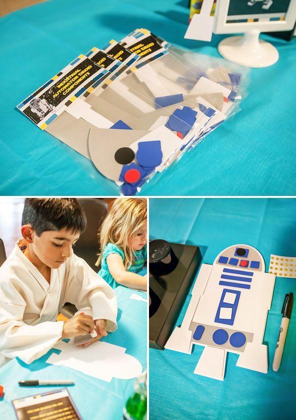 Photo of 8 Kreative Star Wars-Partyspiele und -Aktivitäten // Hostess mit der Mostess®
