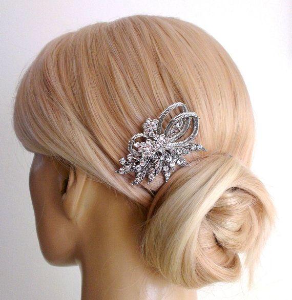 Nice Hairstyle. Simple Yet Elegant.