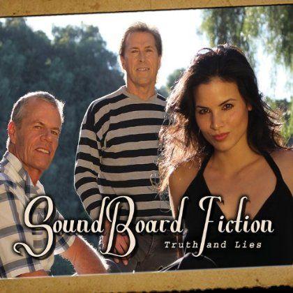 Soundboard Fiction - Truth & Lies, Black