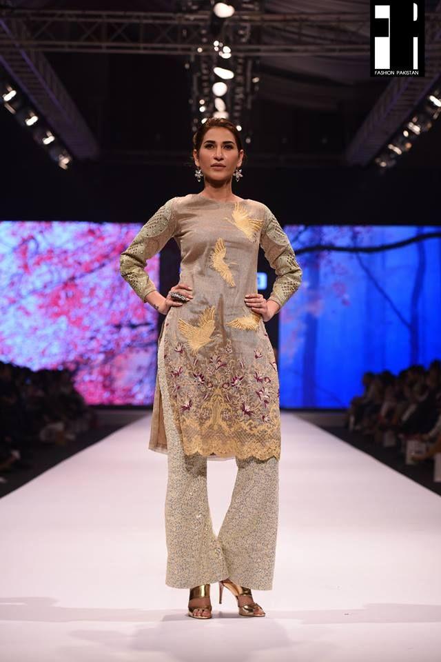 Lala Textiles-collection-at-fashion-pakistan-week-14