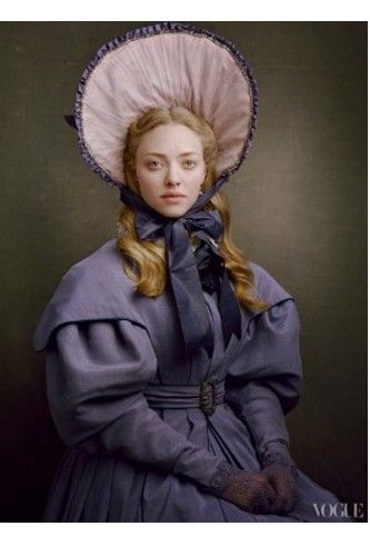 The Les Mis Cast Poses For Awesome Old-Timey Portraits #refinery29  http://www.refinery29.com/2012/11/39224/vogue-les-miserables#slide-1  Photo: Anne Leibovitz/Courtesy of Vogue....