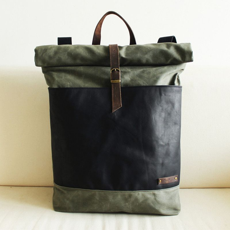 Minimalist Gym Duffle Johnny Fly Co.