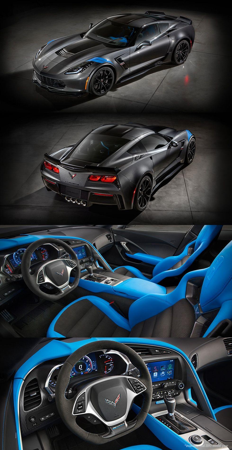 2017 chevrolet corvette grand sport collector edition carros pinterest coches. Black Bedroom Furniture Sets. Home Design Ideas
