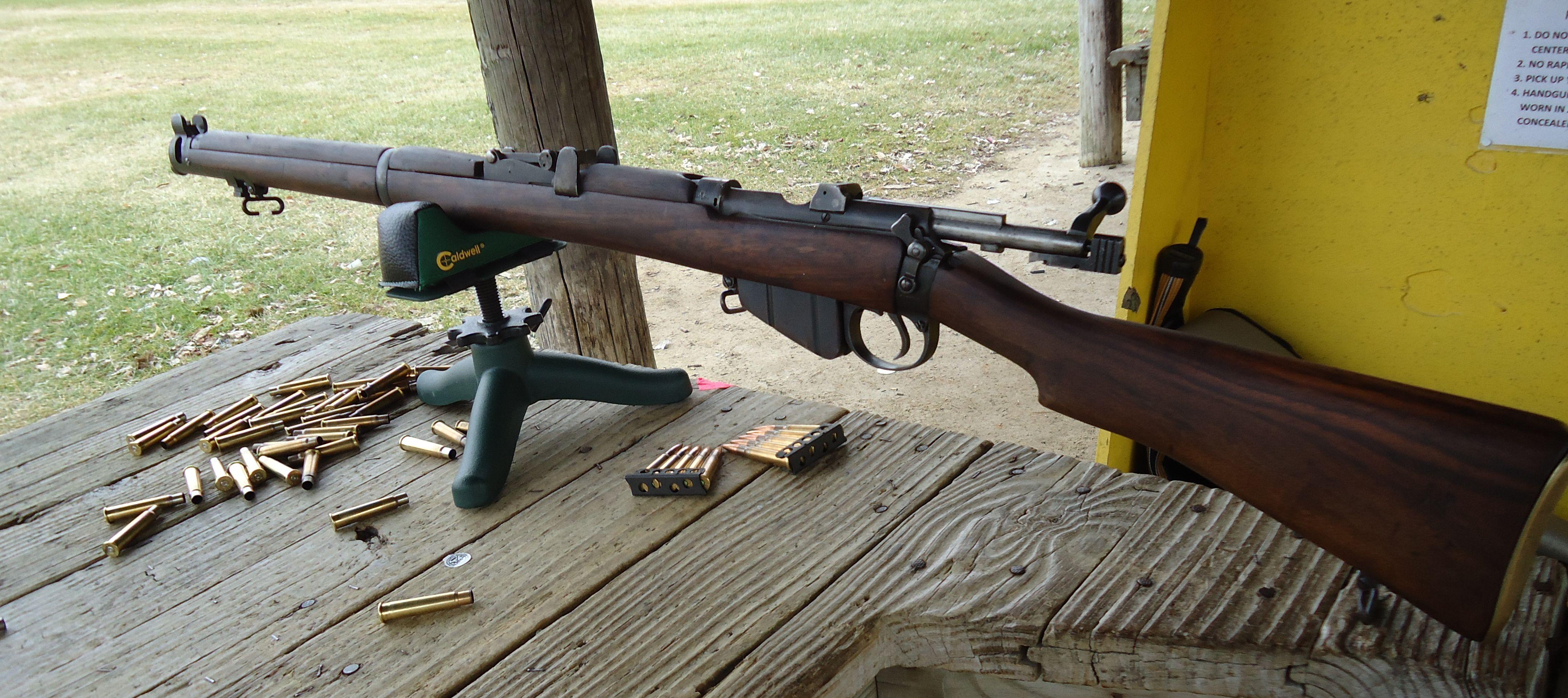 Lee Enfield MKIII | C&R Firearms | Lee enfield, Firearms, Guns