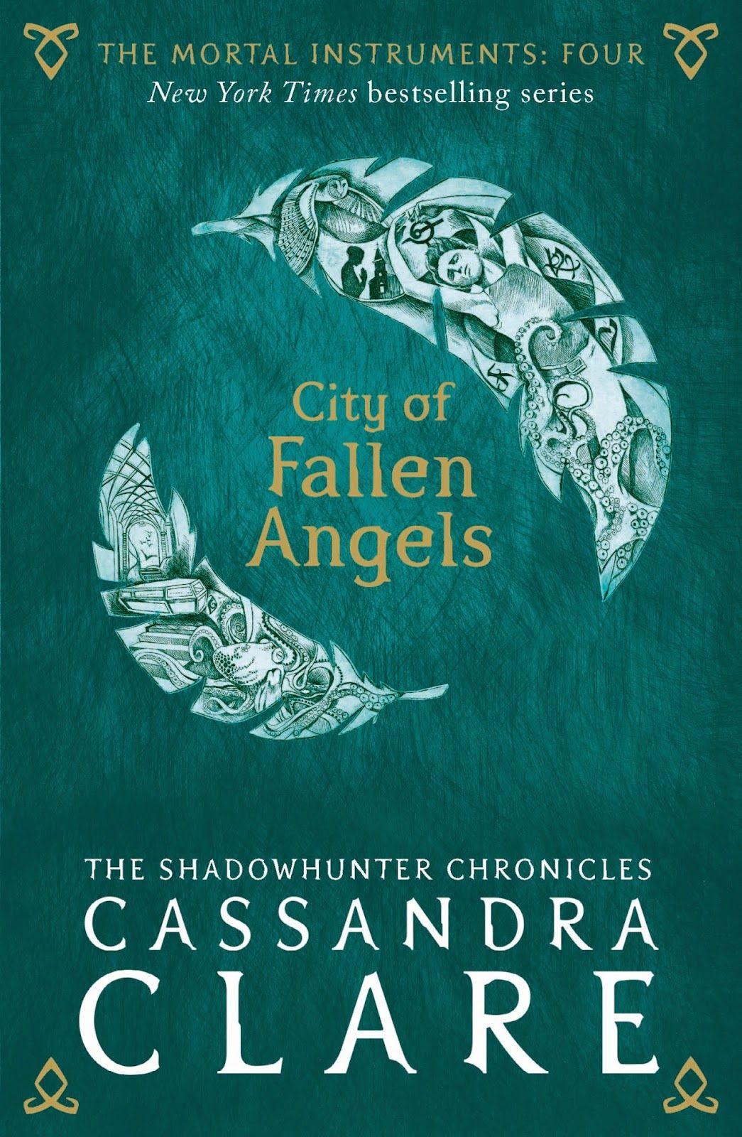 Image result for cassandra clare city of ashes