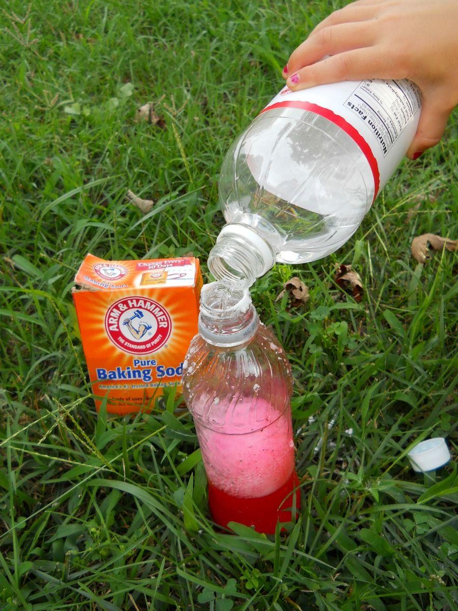 Fun Baking Soda Volcano Experiment | Teaching | Volcano experiment ...