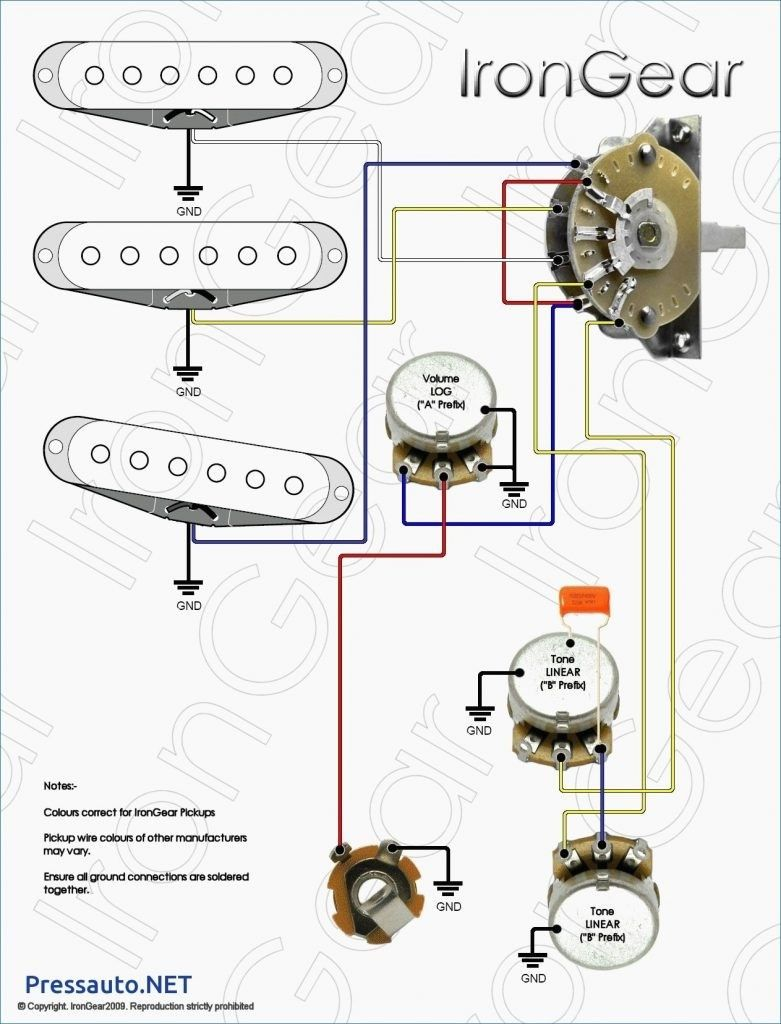 How To Wire A 4x12 Speaker Cabinet Di 2020