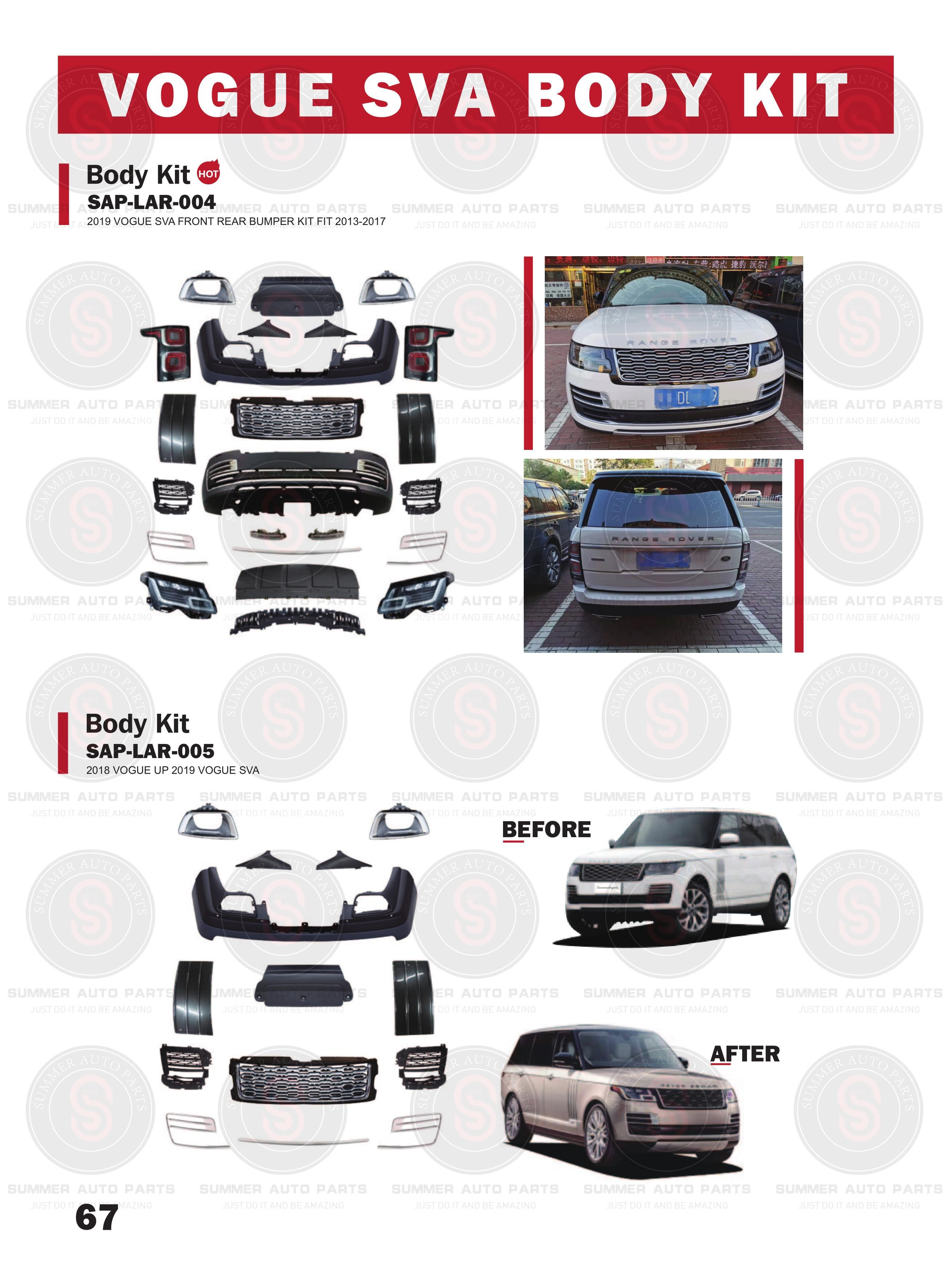 Land Rover Catalogue Summer Auto Parts In 2020 Land Rover Auto Parts Body Kit