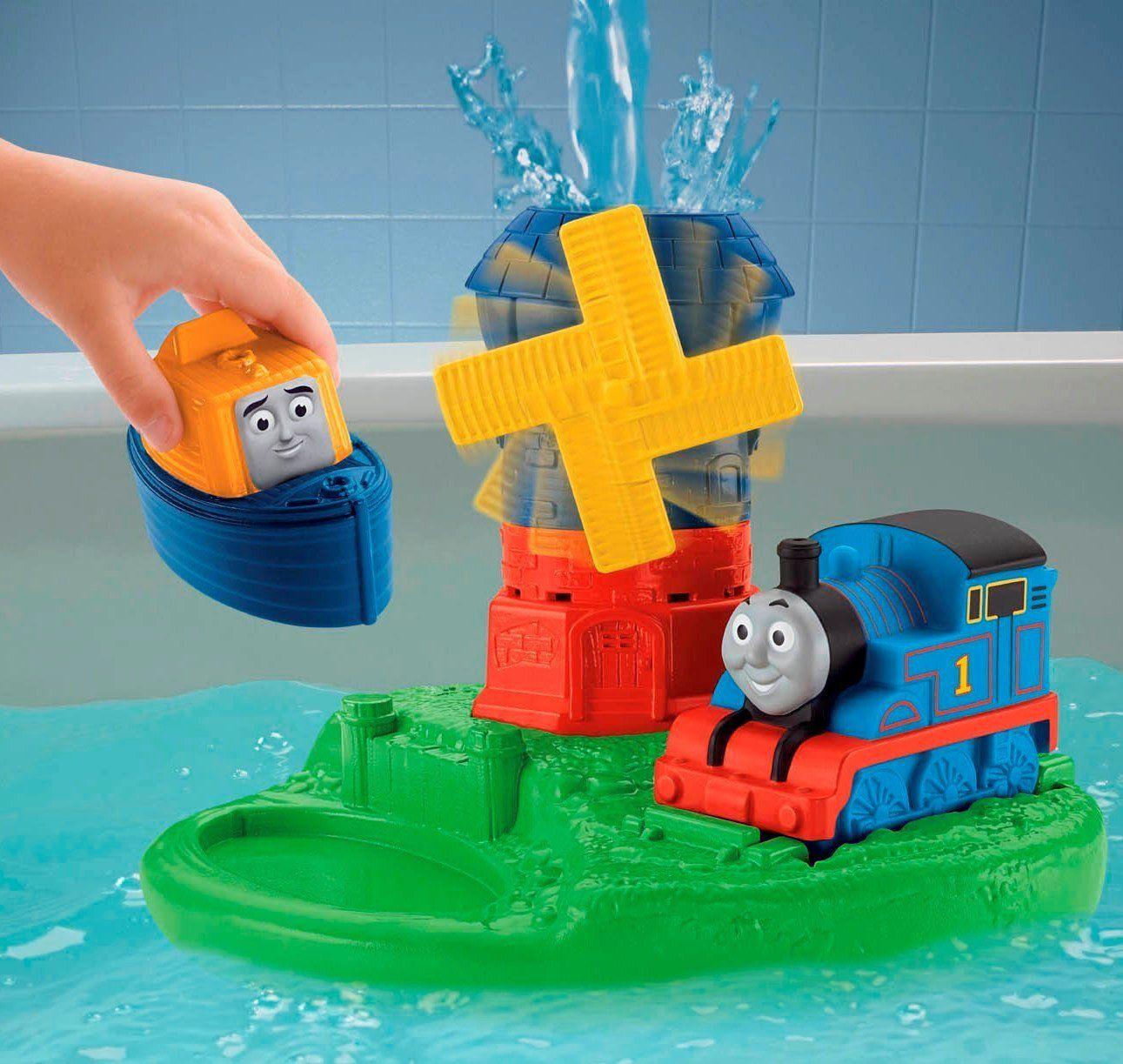 Thomas the Train Island of Sodor Bath Playset | Gabe | Pinterest ...