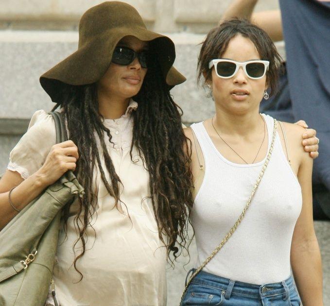 A Daughter For Lisa Bonet And Jason Momoa