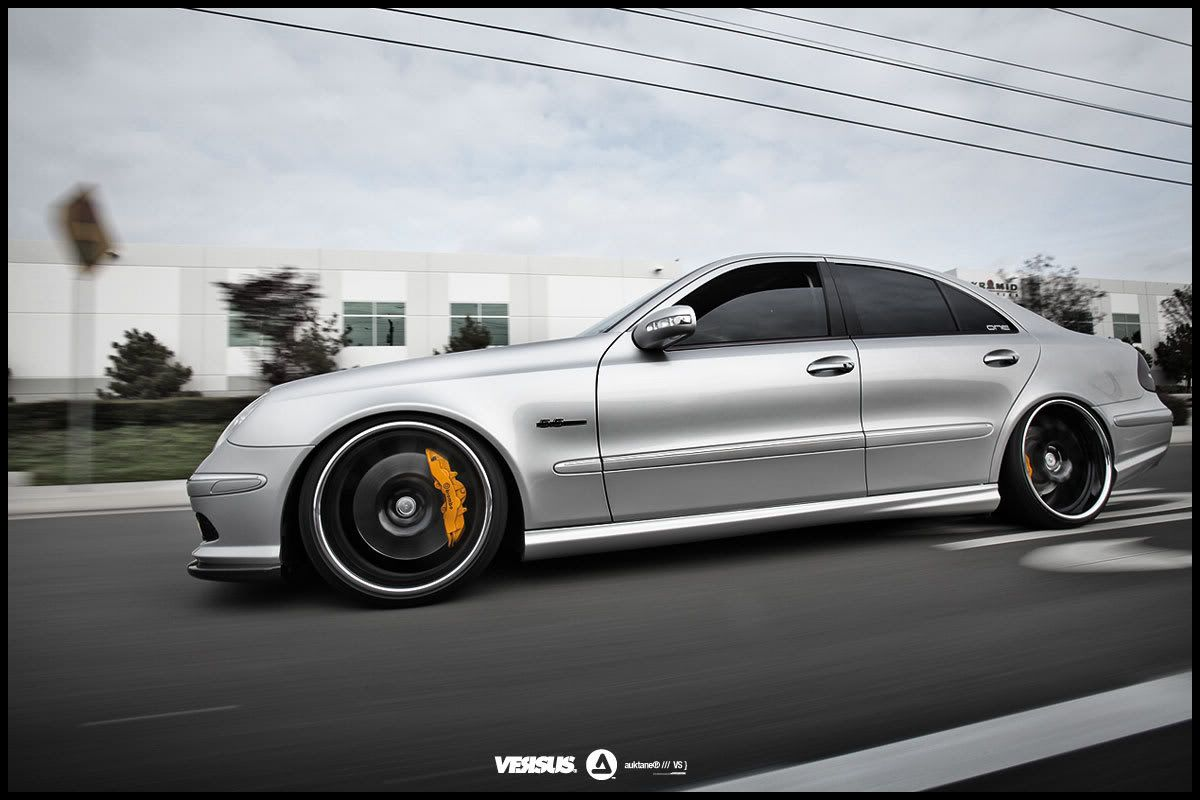 All Types 2003 mercedes e55 amg : 2009 mercedes e class amg lowered on 20s | Discussion: W211 E55 ...