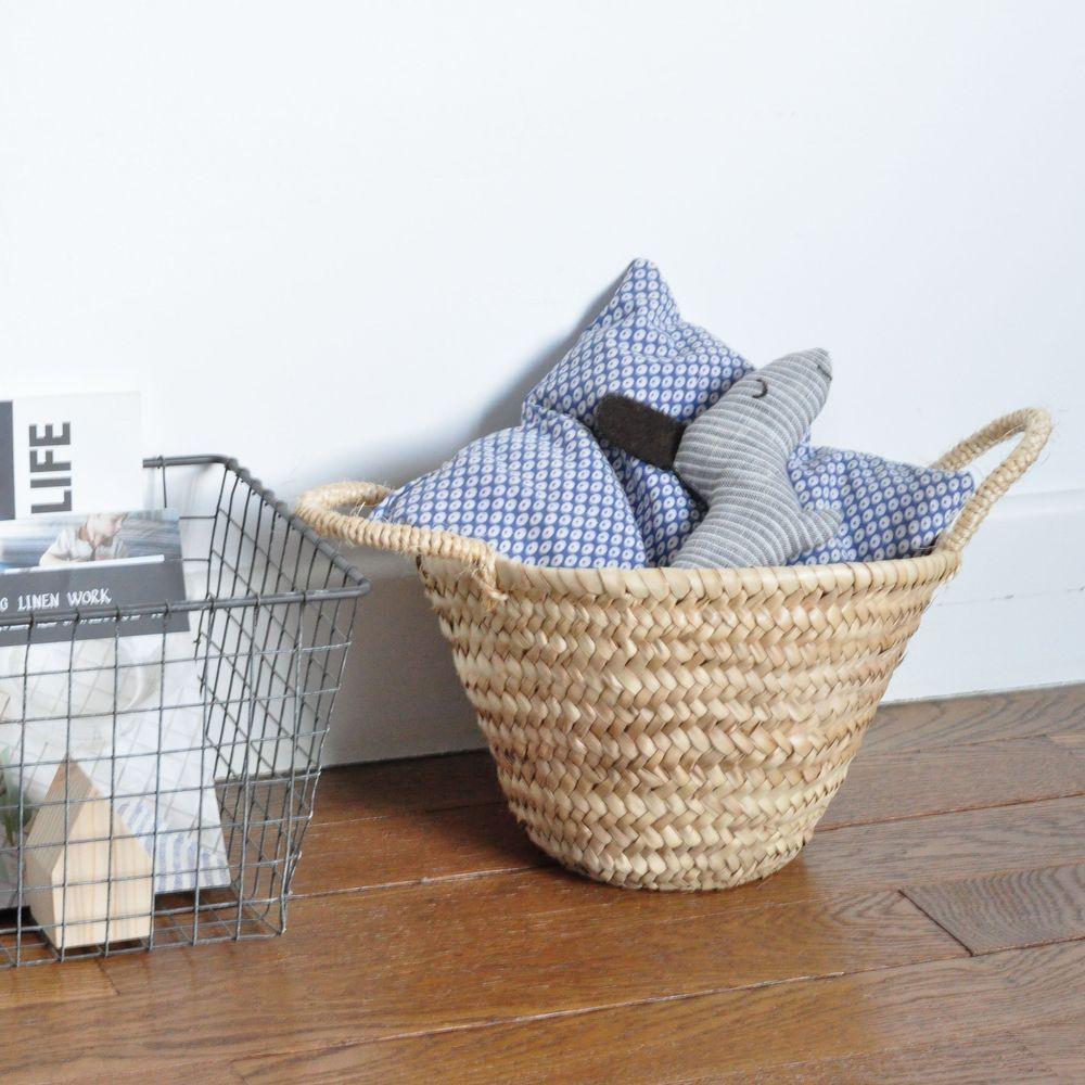 petit panier rond vas tress cocooning et sacs pochettes pinterest decoration. Black Bedroom Furniture Sets. Home Design Ideas