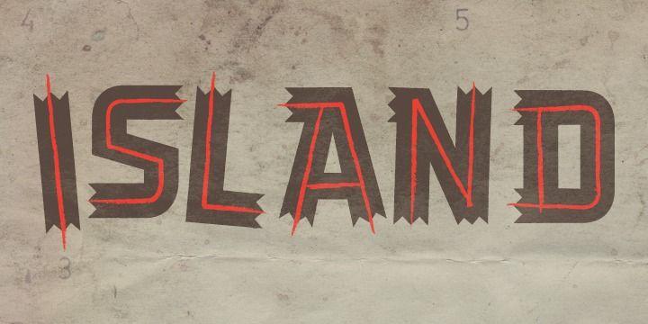 Volcano - Desktop font « MyFonts