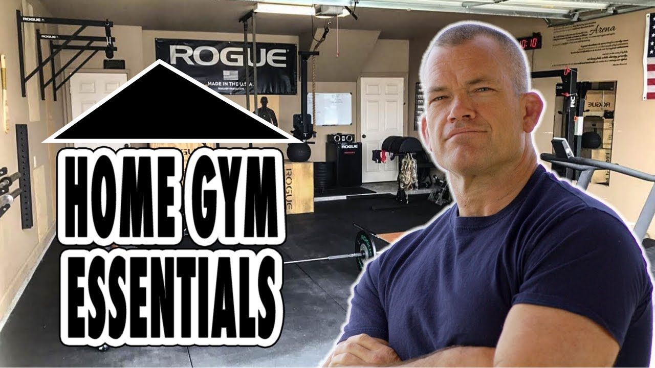 Jocko Willink S Home Gym Essentials Illustrated Youtube Gym