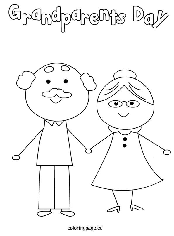 family theme preschool coloring pages - photo#27