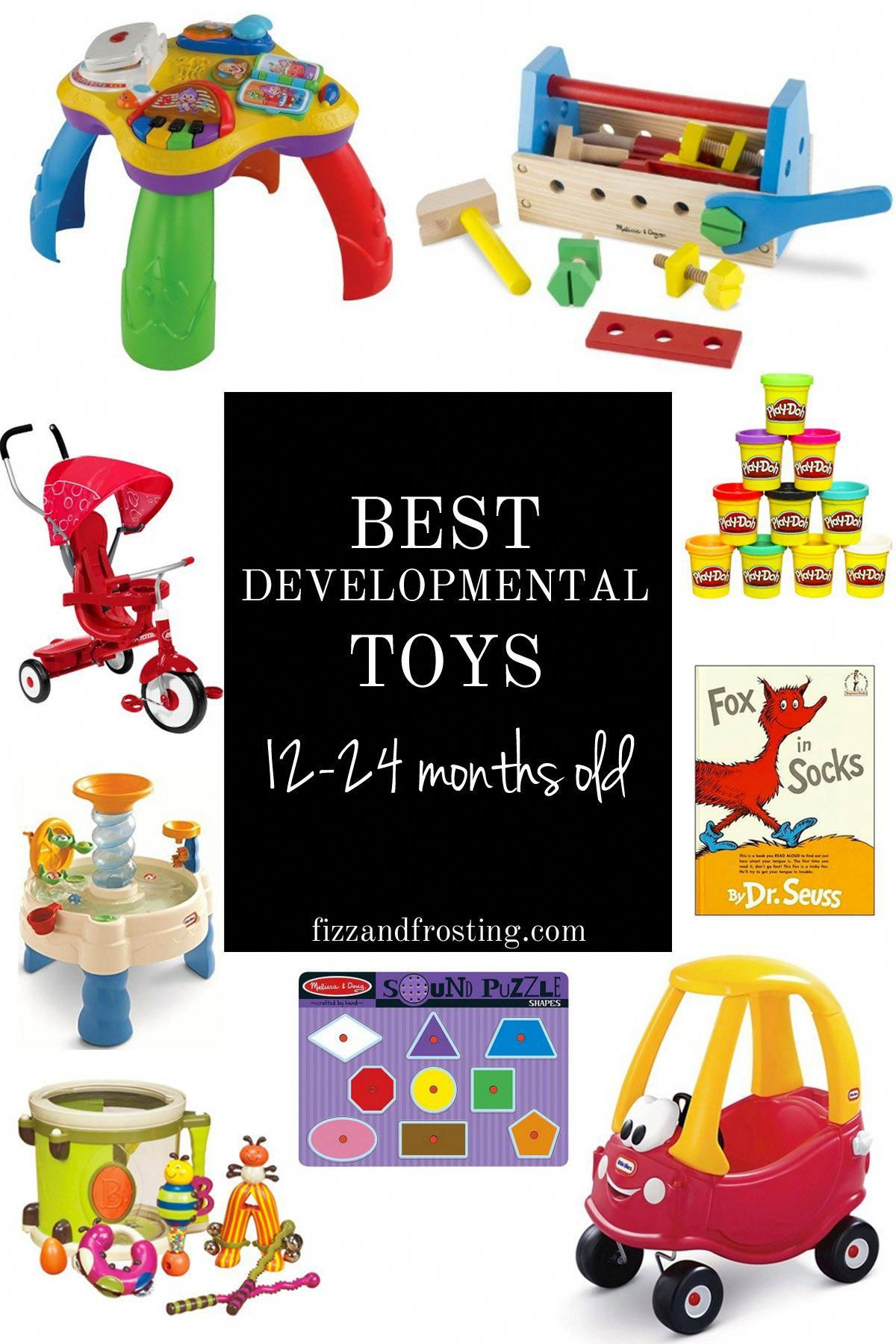 best educational toys for 12-24 months | www ...