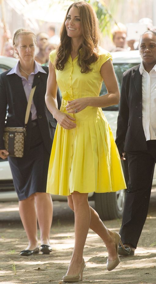 9e8d29329db Kate  Middleton knows how to do Summer!