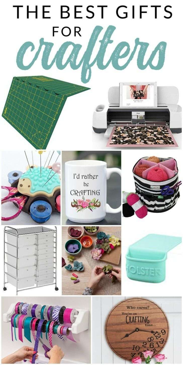 Gifts For Crafty People And Creatives Crafter Gift Crafty Gifts Crafter Gift Basket