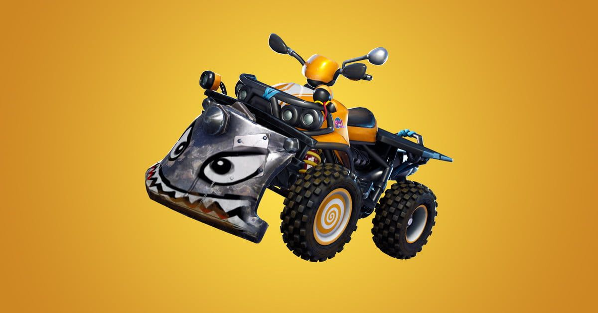 Fortnite Update 6 10 Introduces the Quadcrasher, In-Game
