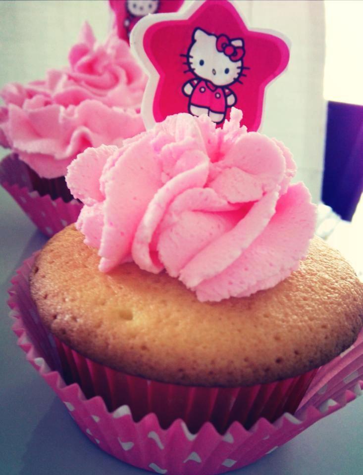 Kitty Bake Cake