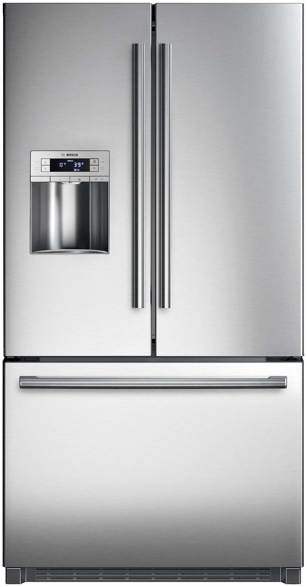 Bosch Fridge French Door Refrigerator French Doors French Door Bottom Freezer
