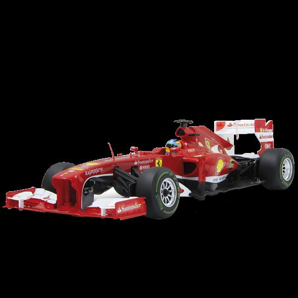 Du wolltest schon immer mal mit einem echten Boliden durch Deinen Block rasen? Na dann schnapp Dir diesen Ferrari F1 und los geht's. Das ferngesteu...