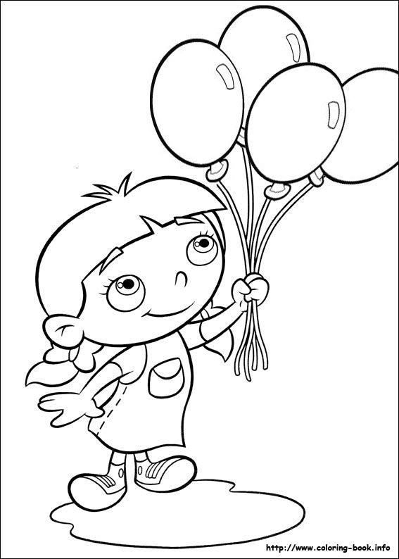 Little Einsteins coloring picture   celebrate   Pinterest   Colorear