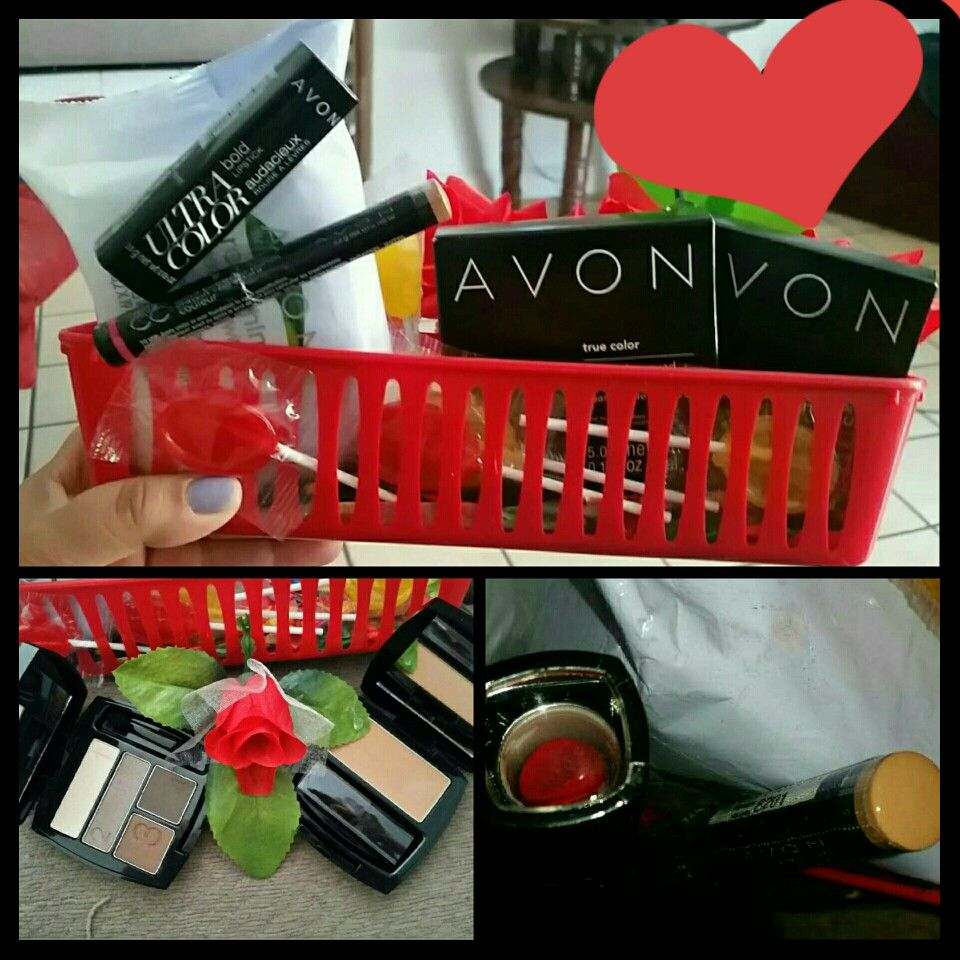 I Looked For Many Ideas On Gifts Using #Avon Products And