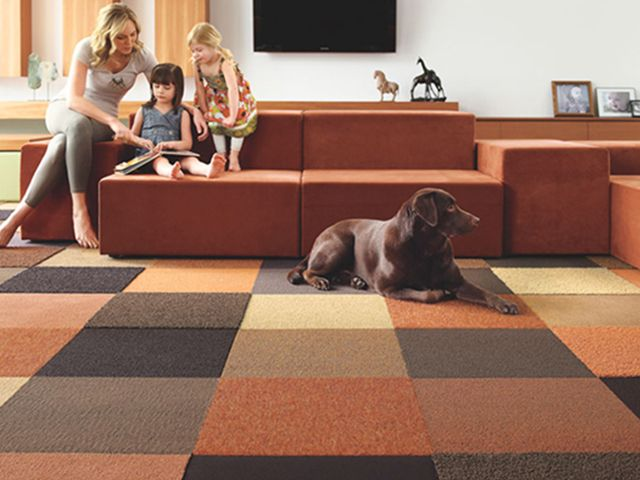 Is Carpet Tile The Right Flooring For Your Home Or Business Carpettile