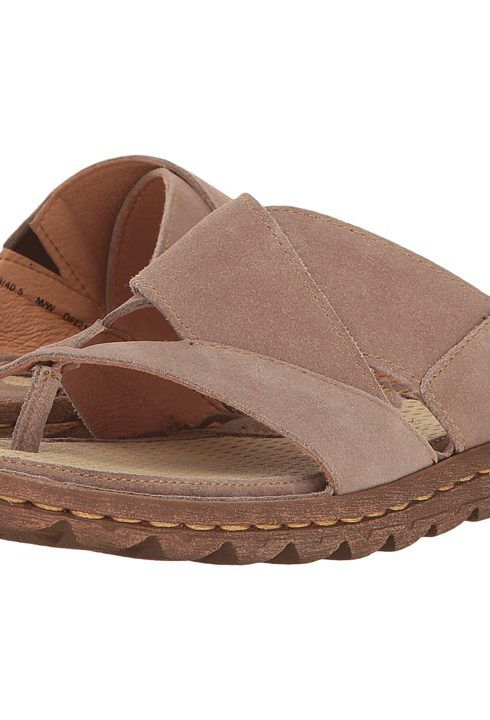81f4806bc0eb Born Sorja (Taupe Suede) Women s Sandals - Born