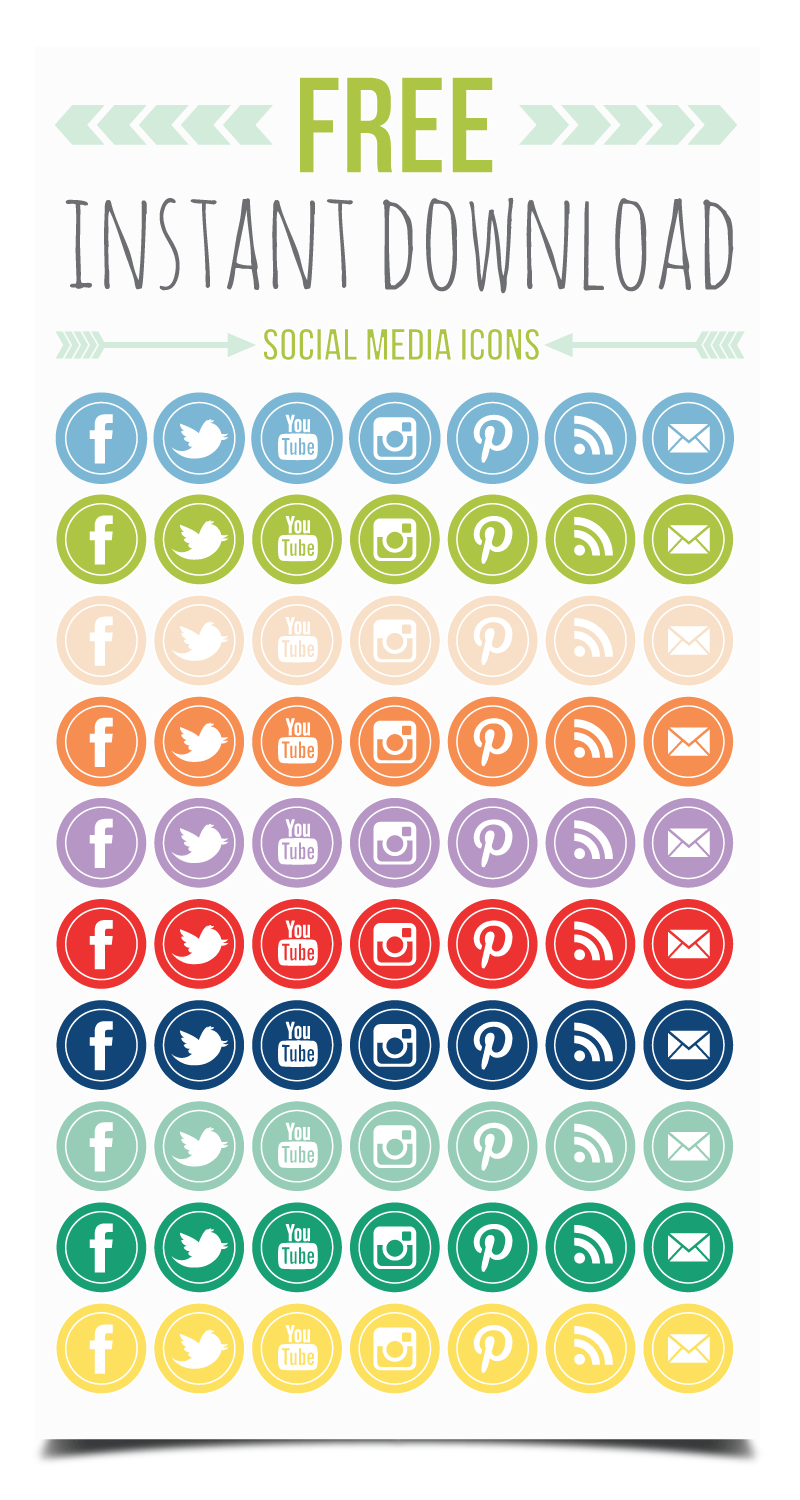 Want to update your social media buttons? Go to this link