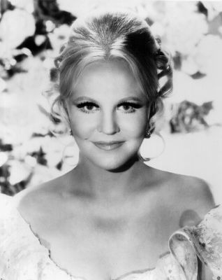 Peggy Lee (1920–2002) singer, songwriter, composer, and actress in a career spanning six decades. Despite Meniere's Disease and diabetes, she continued to perform in 90s, sometimes in wheelchair.