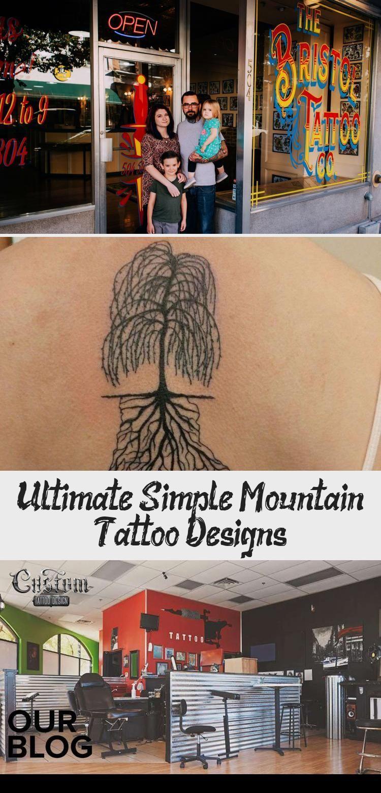 Photo of Ultimate Simple Mountain Tattoo Designs – Tattoos – Ultimate Simple Mountai …