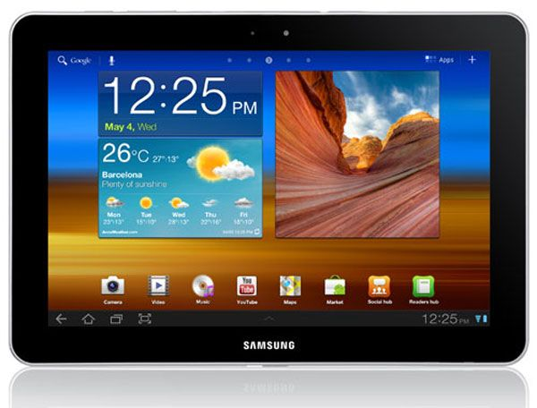 Update Samsung Galaxy Tab 10 1 GT-P7500 to Android 7 1