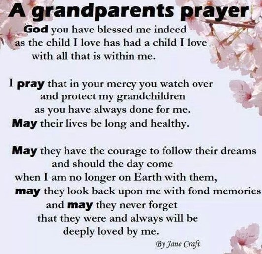 National Grandparents Day Prayer 2019 - National Grandparents Day
