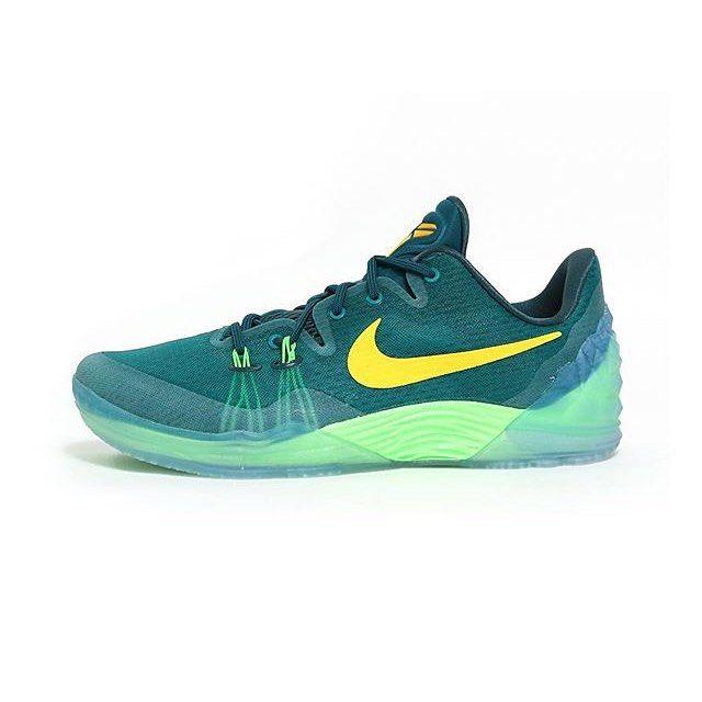 the latest cfb61 43315 Nike Kobe Venomenon 5  Green Mamba